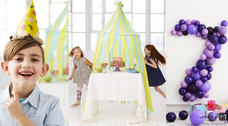 Creative Ideas for DIY Birthday Party Decor
