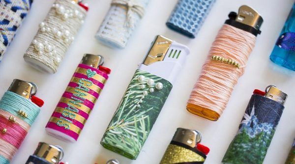 Creative Ways to Decorate a Lighter