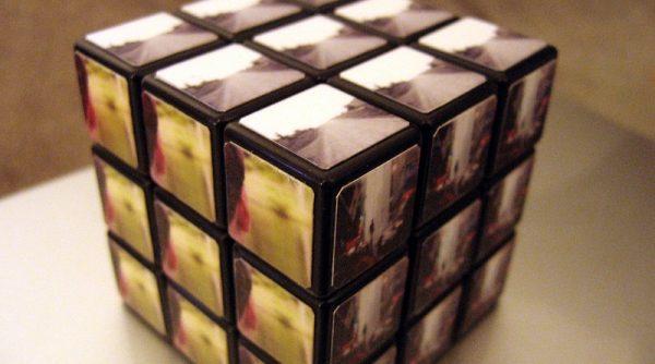 چگونه انواع عکس را روی مکعب روبیک چاپ کنیم؟