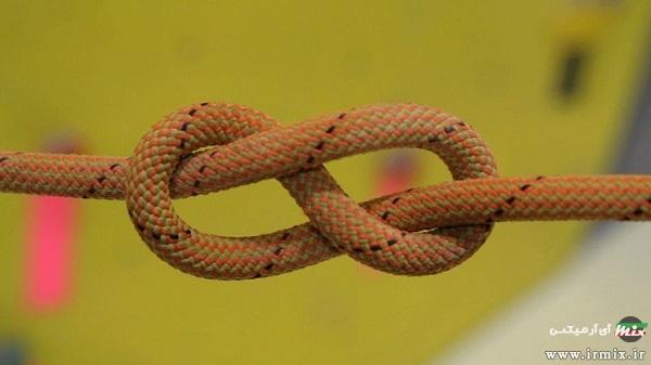 آموزش گره زدن طناب کوهنوردی