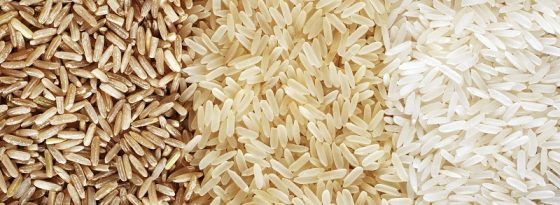 Healthy alternatives to white rice