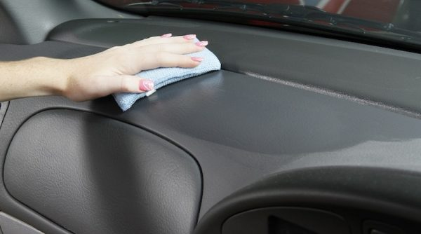 Household Products To Clean Dashboard