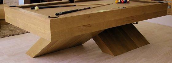 ساخت میز بیلیارد