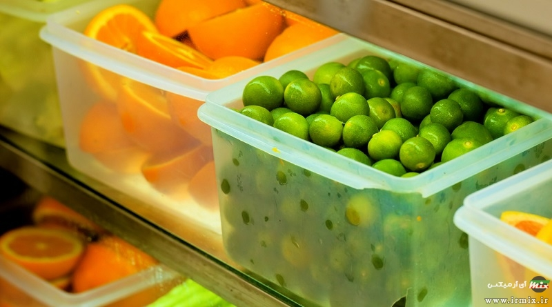آموزش روش های جلوگیری از خراب شدن انواع میوه و سبزیجات در یخچال