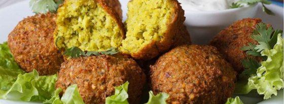 تهیه فلافل خوشمزه ایرانی
