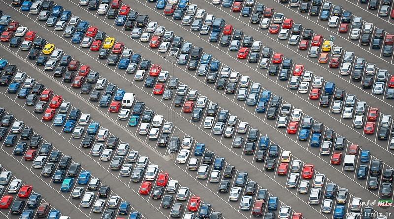 آموزش تصویری نحوه پارک ماشین در پارکینگ و خیابان