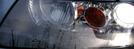 How To Remove Moisture From Headlight