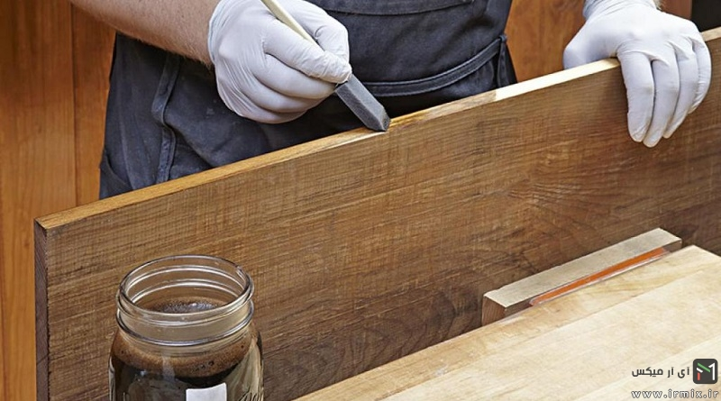 How to Age Wood at Home