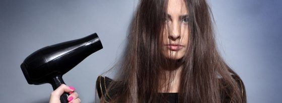 How to Brush Your Hair with Hair Dryer