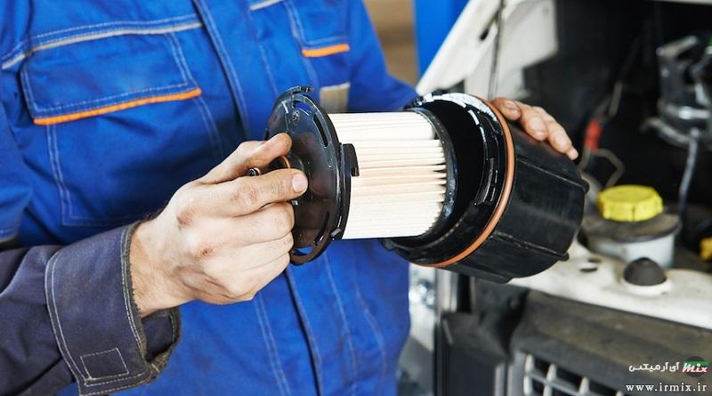 آموزش مرحله به مرحله تعویض فیلتر بنزین ماشین در خانه