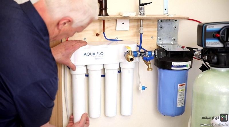 How to Change an RO Filter and Membranes