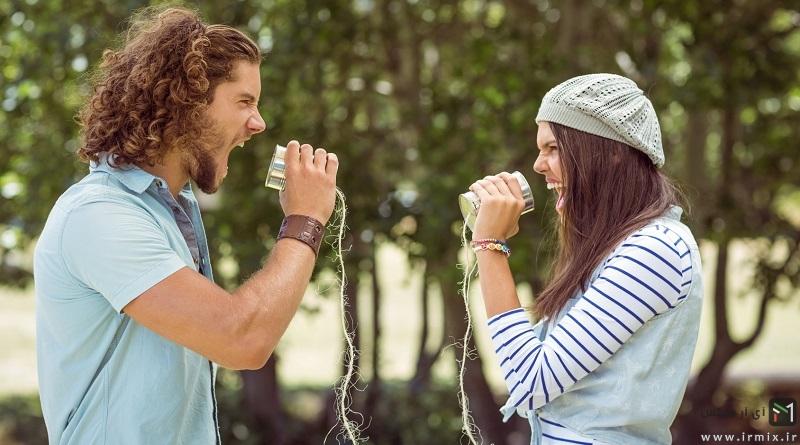 آموزش طرز حرف زدن با دوست دختر در ابتدای دوستی