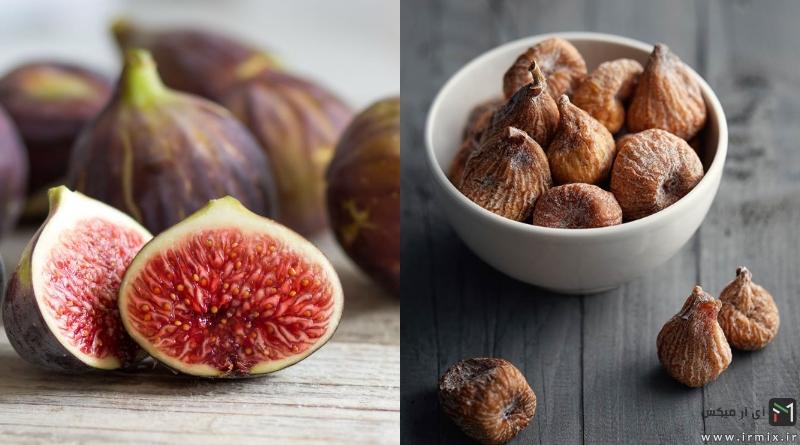 آموزش مرحله به مرحله روش های خشک کردن میوه انجیر در خانه