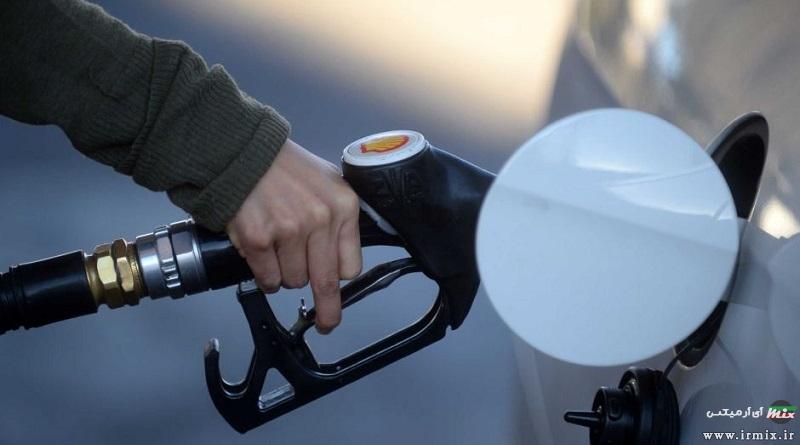 آموزش مرحله به مرحله بنزین زدن ماشین و باز کردن در باک بنزین