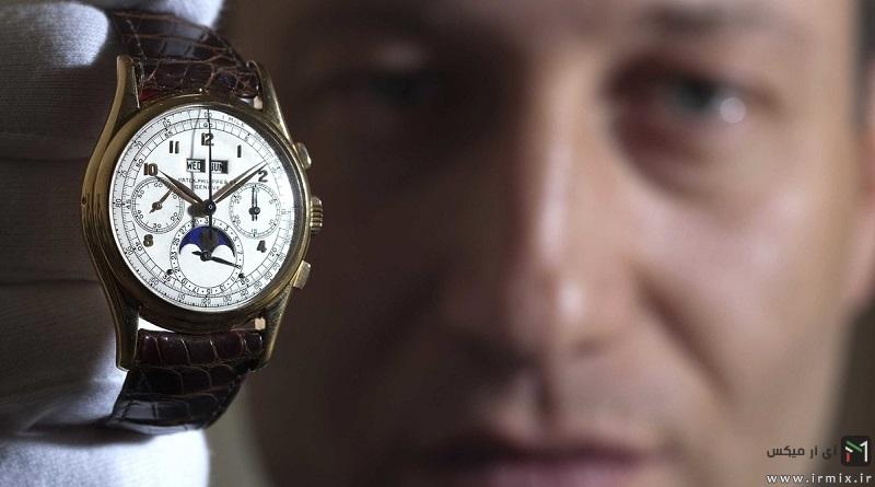 کاملترین آموزش تصویری روش های شناسایی ساعت اصل از تقلبی