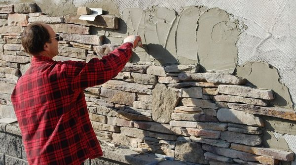 How to Install Stone Veneer