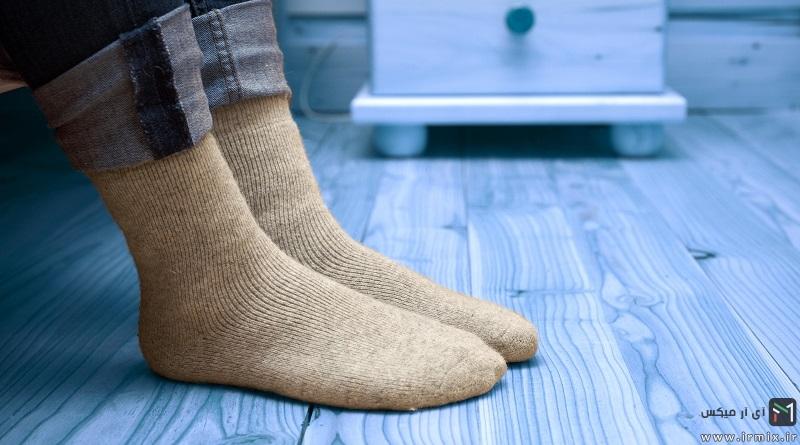 آموزش ۴ روش ارزان برای جلوگیری از سرما  و گرم کردن کف خانه در زمستان