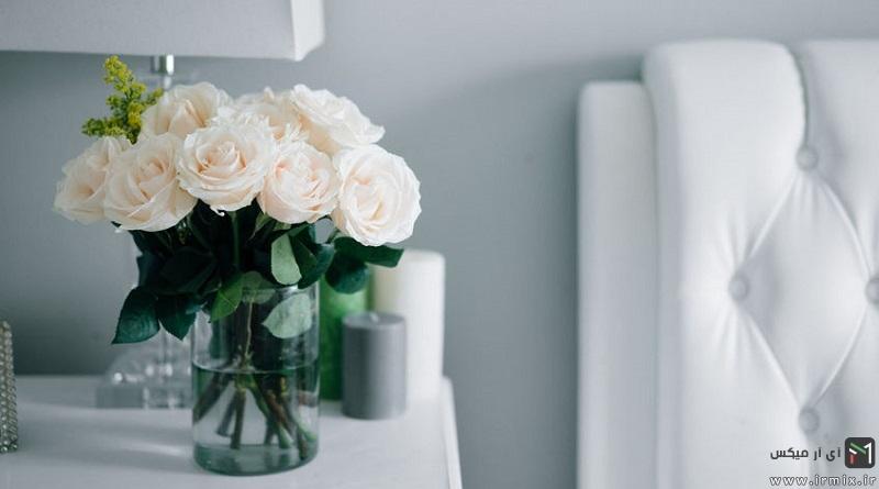 آموزش تازه نگه داشتن گل چیده شده در خانه با ساده ترین روش ها