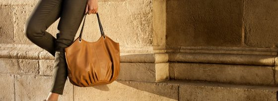 How to Make Simple Leather Tote Bag