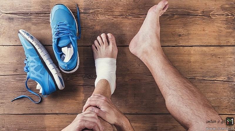 آسیب ورزشی چیست؟ راهنمای جلوگیری از آسیب دیدگی در ورزش