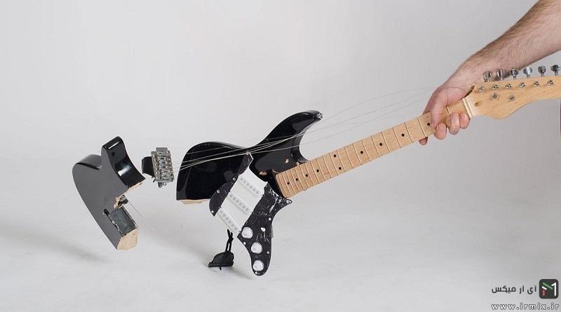 How to Repair a Broken Guitar Neck