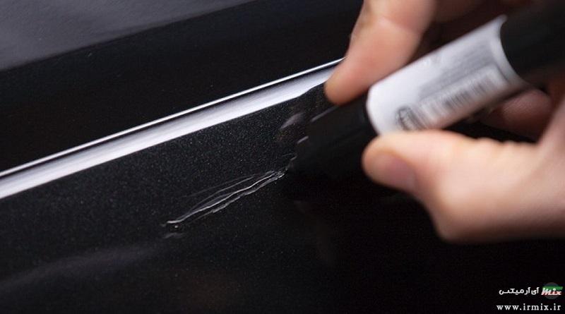 چگونه خط و خش عمیق بدنه ماشین را از بین ببریم؟
