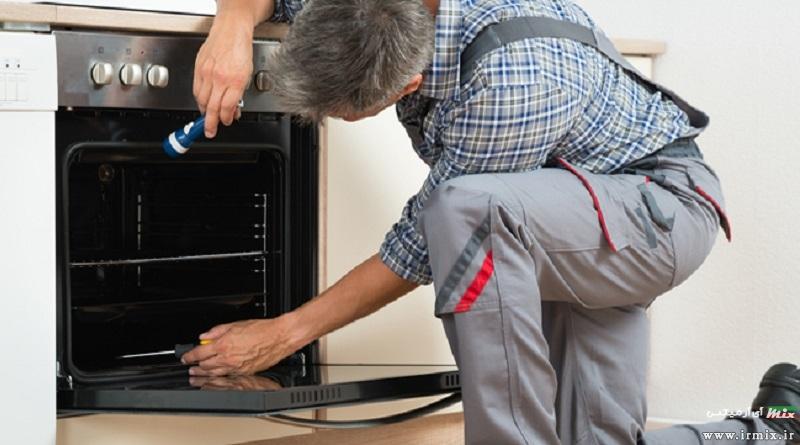 آموزش مرحله به مرحله تعویض ترموکوپل فر اجاق گاز در خانه