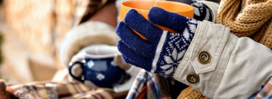 How to Warm Your Self Up at Winter