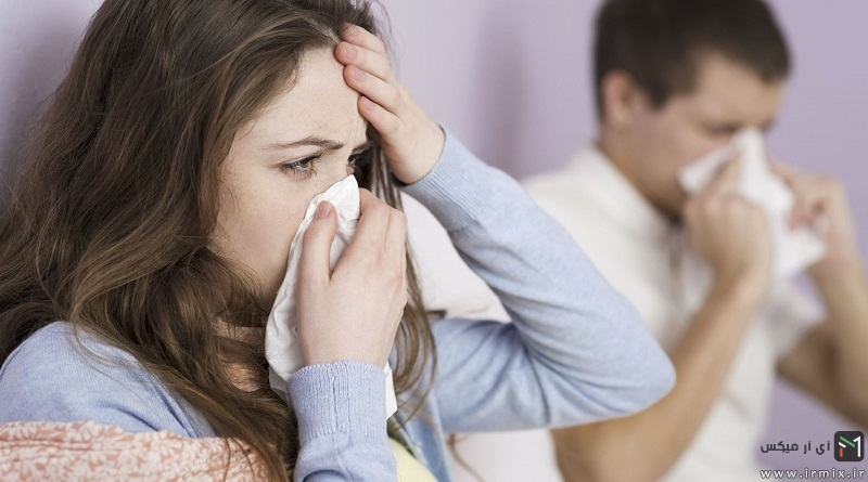 سرماخوردگی با باد کولر گازی