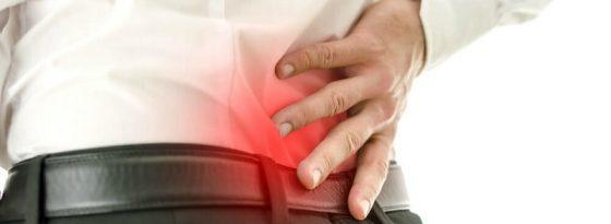 حرکت ورزشی چرخش کمر - درمان کمردرد