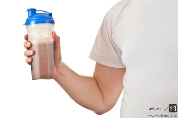 تشخیص پودر پروتئین تقلبی