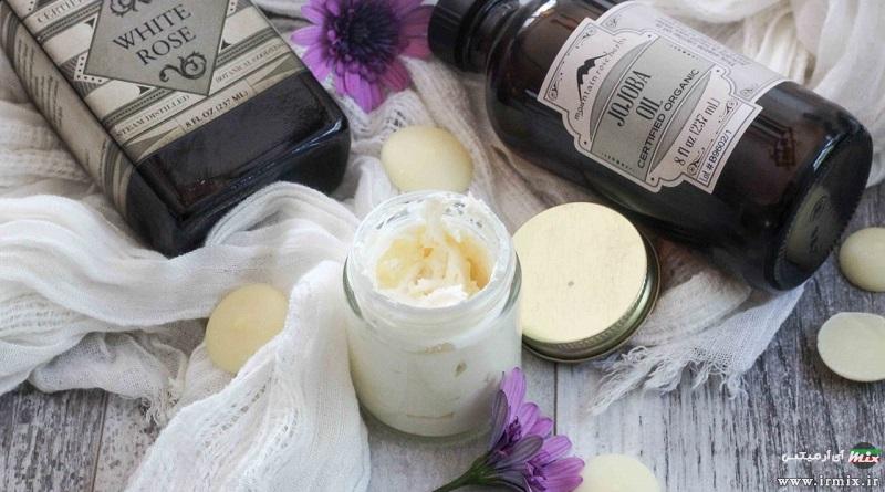آموزش ساخت انواع کرم مرطوب کننده پوست طبیعی برای پوست های خشک