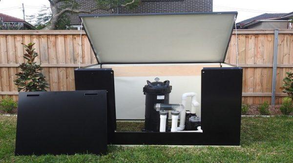 Soundproofing Water Pump