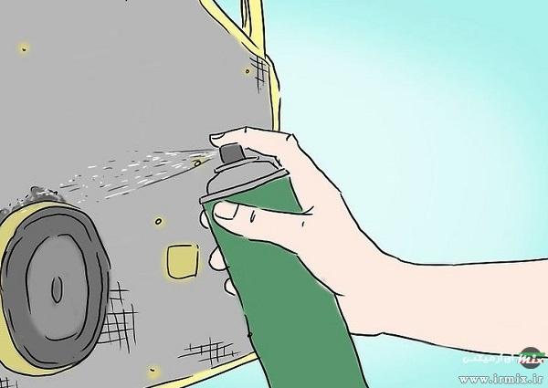 راههای کاهش صدای موتور تیبا