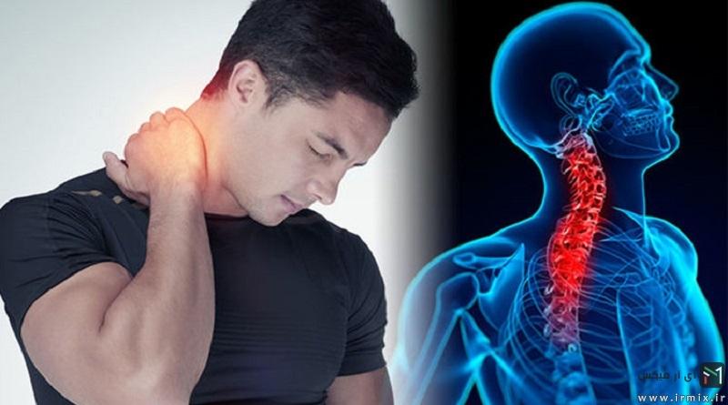 ۳ عدد از سریع ترین روش های درمان گرفتگی گردن در خانه