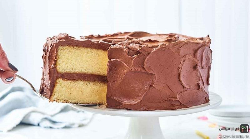 برای تازه نگه داشتن کیک اسفنجی خانگی چکار باید کرد؟