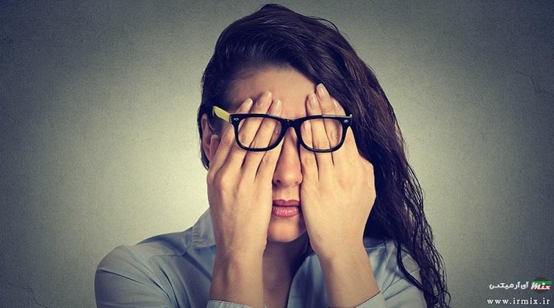 چگونه جای عینک را از بین ببریم؟ آموزش روش های از بین بردن جای عینک