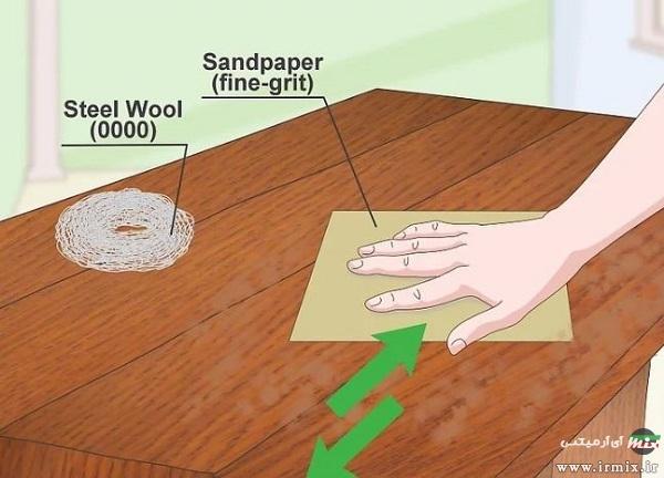 عایق ضد آب چوب