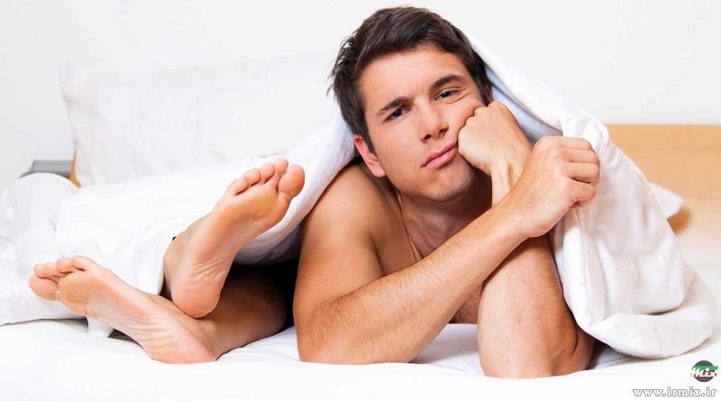 علت شل شدن ناگهانی آلت تناسلی مردان در هنگام رابطه جنسی چیست؟