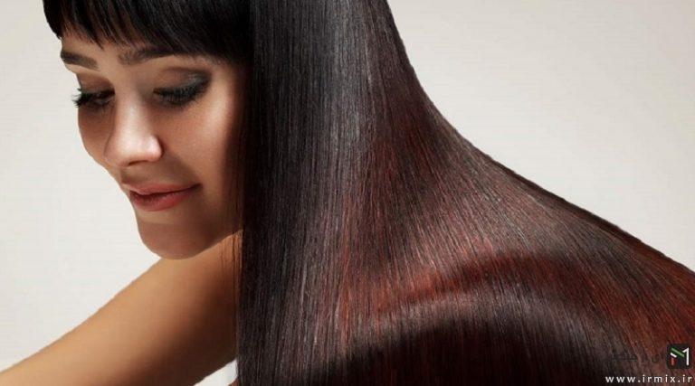 آموزش صاف کردن موهای فر به ۱۰ روش گیاهی با مواد طبیعی