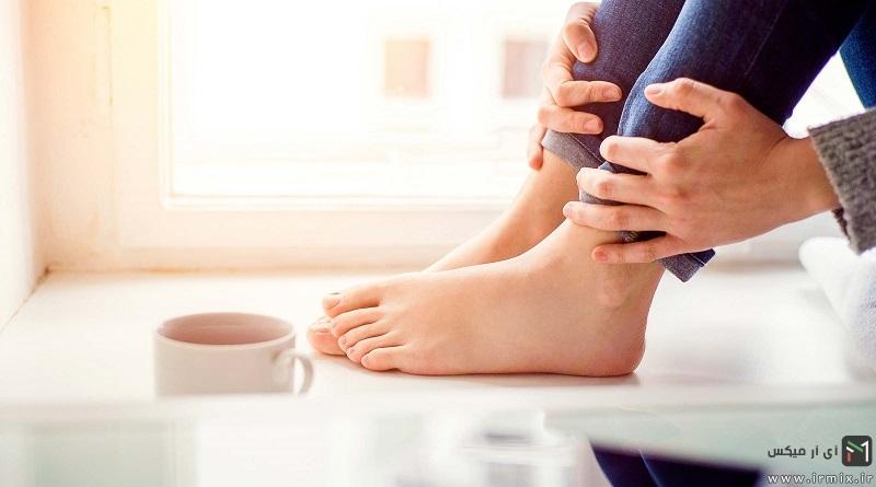 چگونه قارچ ناخن را درمان کنیم؟ آموزش درمان قارچ ناخن پا در طب سنتی