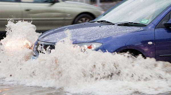 What to do if your car is in a flood