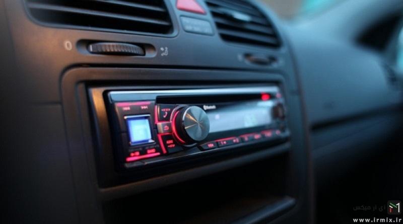 علت خاموش و روشن شدن ناگهانی ضبط ماشین چیست؟