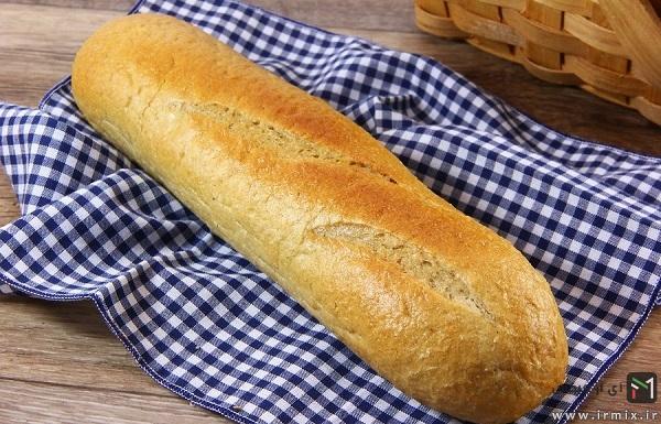 مدت زمان نگهداری نان در فریزر