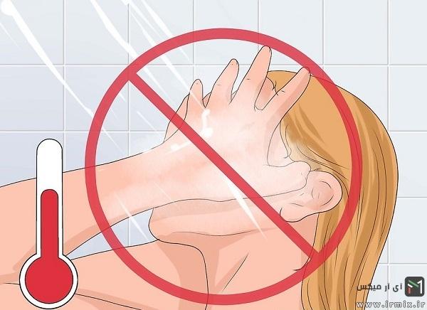 راهکارهایی برای افزایش ماندگاری رنگ مو