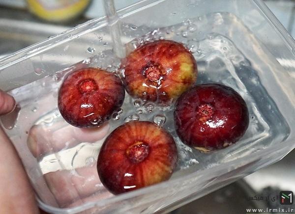 آموزش خشک کردن میوه انجیر در خانه
