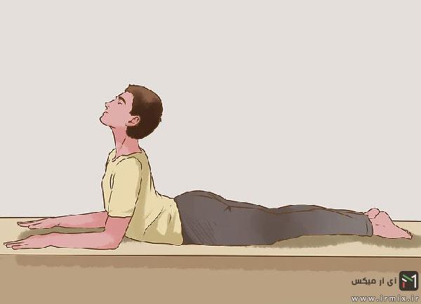 استفاده از حرکات یوگا