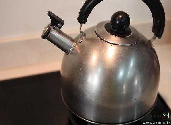 چگونه چای سبز دم کنیم