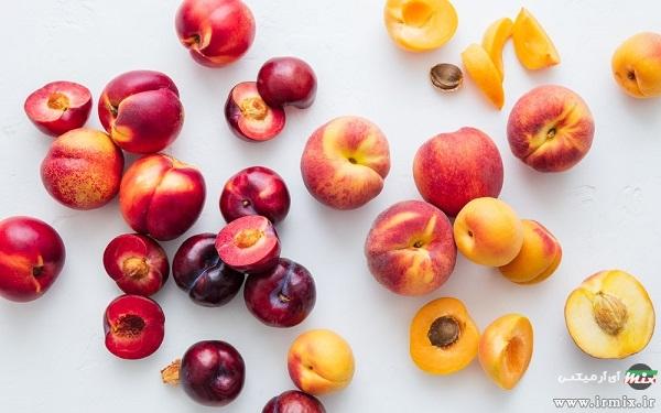 خراب شدن میوه در یخچال