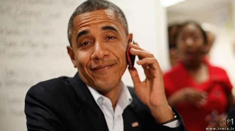 دو ویدیو کمتر دیده شده از باراک اوباما